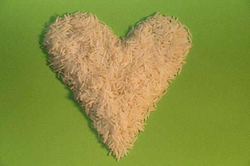 Rice, Food, Grain, Eat, Grain Of Rice, Word, Letters
