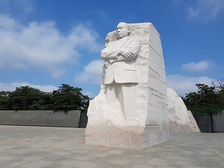 Memorial, Martin, Luther, King, Martin Luther