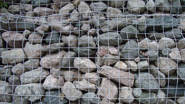 Texture, Rocks, Rock Wall, Wall, Contained, Fence