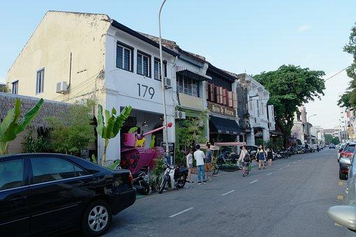 Malaysia, Travel, Tourism, Georgetown, Penang