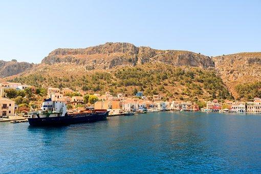 Greece, Sea, Travel, Vacation, Summer, Blue, Landscape