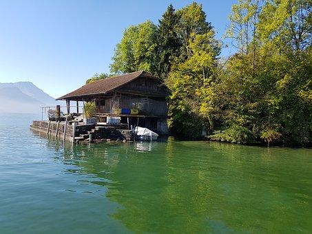 Lucerne, Places, Switzerland, Travel, Europe, Water