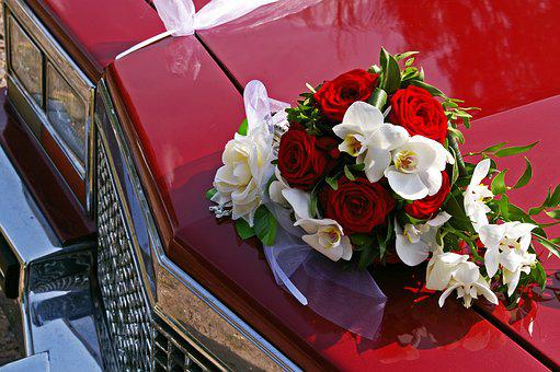 Bridal Bouquet, Marry, Wedding, Wedding Bouquet