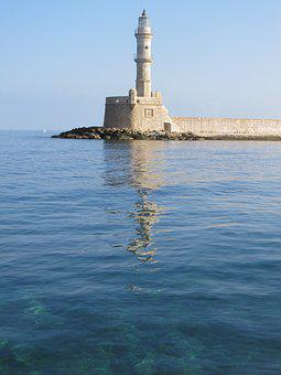 Water, Crete, Greece, Island, Summer, Blue, Travel, Sea