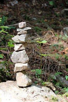 Steinmanderl, Stone Tower, Cairn, Turret