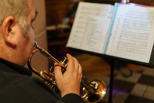 Shalom Choir, Choir, Concert, Trumpet, Music, Orchestra