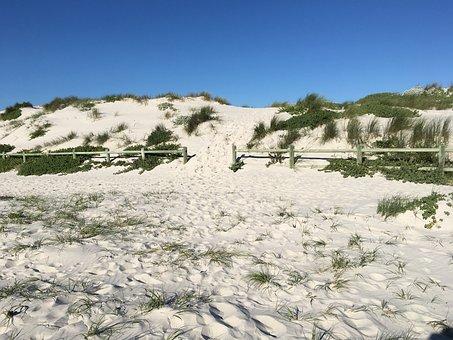 Beach, Blouberg, Africa, Capetown, Coast