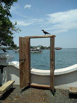 Kochi, Creek, Fortkochi, Gate, Waterfront, Kerala