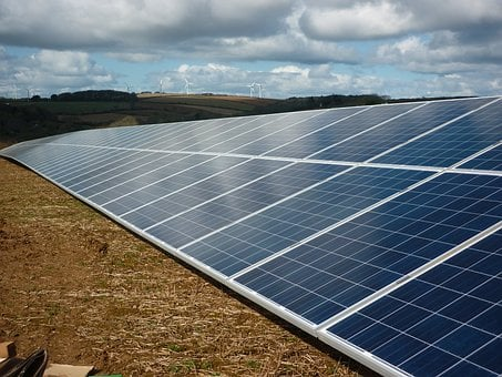 Solar, Solar Panels, Solar Farm, Energy, Electricity