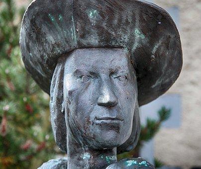 Sculpture, Bronze Sculpture, Bronze, Artwork, Figure