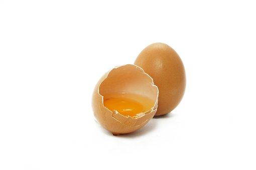 Egg, Yolk, Food, Protein, Egg Yolk, Eat, Hen's Egg