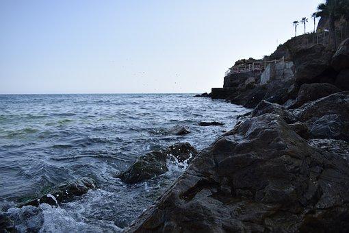 Landscape, Sea, Coastal