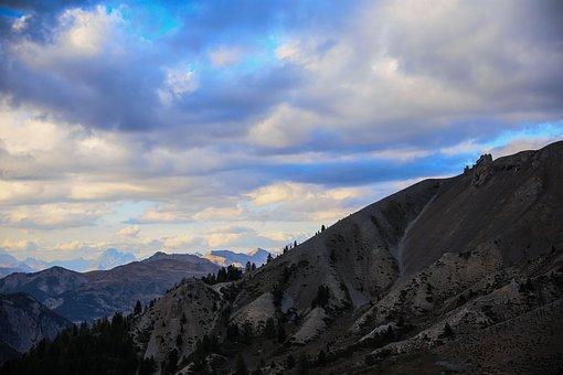 Mountains, Mountain Range, Mountain Ranges
