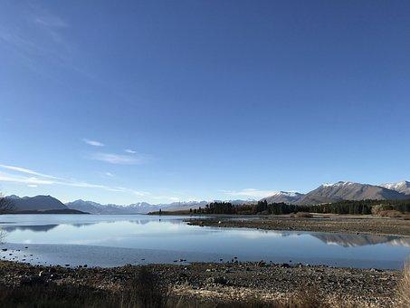 Self-drive Tour, Lake Tekapo, New Zealand
