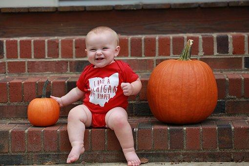 Sports, Ohio State, Football, Rivalry, Baby, Onesie