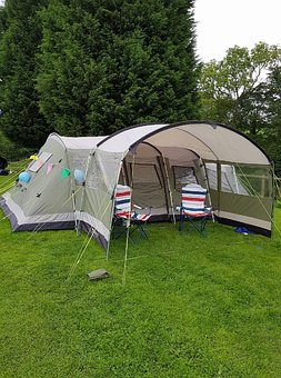 Camp, Tent, Camping, Vacation, Outdoor, Camper