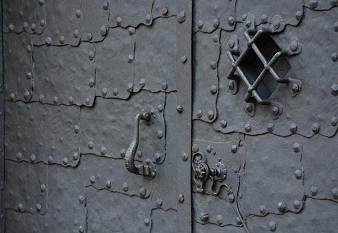 Architecture, Coburg, Fixed, Luther, Door, Sure