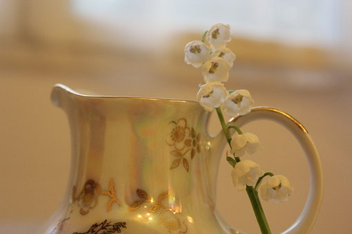 Lilies Of The Valley, Lily Of The Valley, Tableware