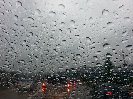 Road, Windows, Trickle