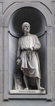 Sculpture, Donatello, Piazzale Degli Uffizi, Niche, Art