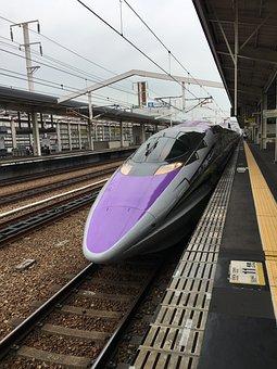 Bullet Train, Series 500 Type・eva, Evangelion・project