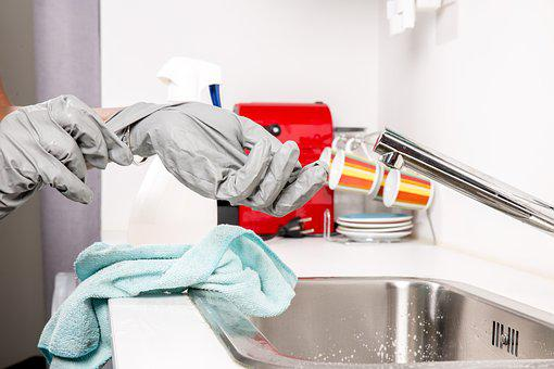 Cleanliness, Maid, Maintains, Cleaning, Household