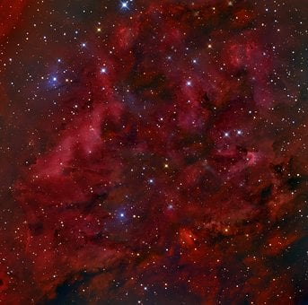 Abstract, Fantasy, Color, Colorful, Color Game, Space