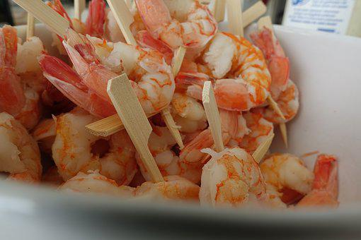 Eat, Gourmet, Shrimp