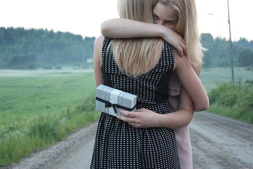 Man, I Love, Mark Day, Congratulations, Hug, Gift, Give