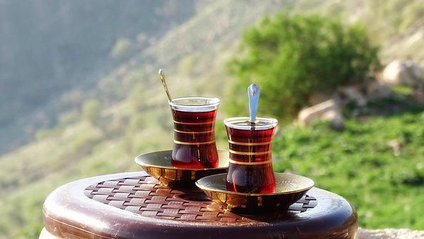 Kurdistan, Iraq, Tea, Mountain, Nature, Ride, Landscape