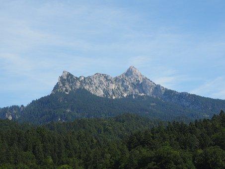 Pilgrim Jagged Rocks, 12 Apostles Ridge, Säuling