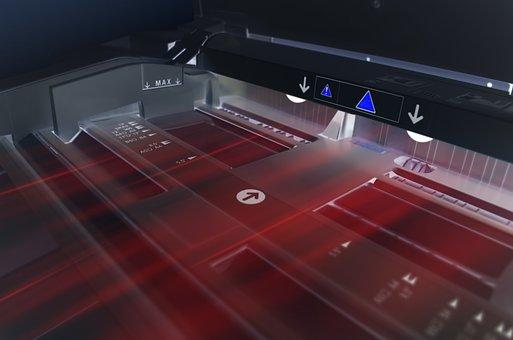 Print, Digital, Printing, Scan, Office, Technology