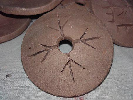 Ceramics, Slavs, Amulets