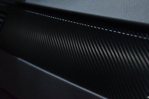 Carbon, Foil, Automotive, Car, Wrap, Wrapper