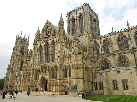 Yorkminster, York, England, Yorkshire, Architecture