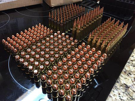 Ammo, Ammo Subscription, Bullets, Ammo Drop, Shooter