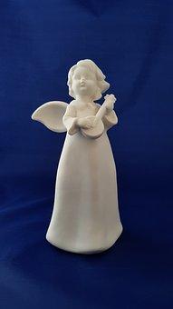 Angel, Figure, Cute, Faith, Hope, Dreamy Angel