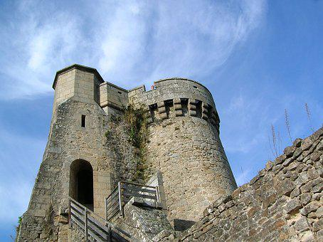 Tower, Medieval, Medieval City, Fortress
