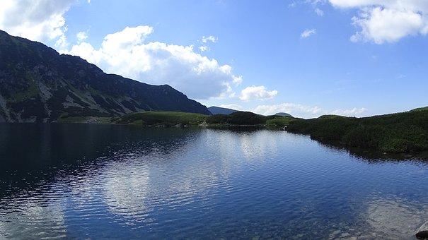 Mountains, Tatry, Tourism, The High Tatras, Landscape