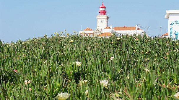 Lighthouse, Cabo De Roca, Portugal