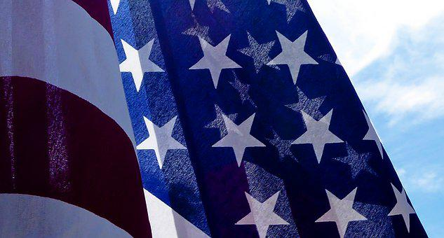 Flag, Usa, America, American, Stars, Stripes, Red
