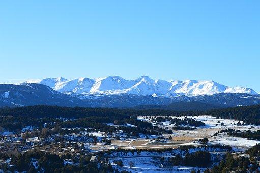 Mountains, Snow, Summits, Snowy, Ski, Winter, Landscape