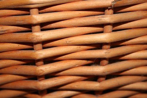 Structure, Basket, Pasture, Basket Weave, Wicker
