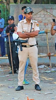 Police, Constable, Officer, Cop, Uniform, Policeman