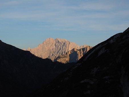 Civetta, Mountain, Monte Civetta, Massif, Dolomites
