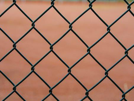 Fence, Wire Mesh, Border, Barrier, Separate, Separation