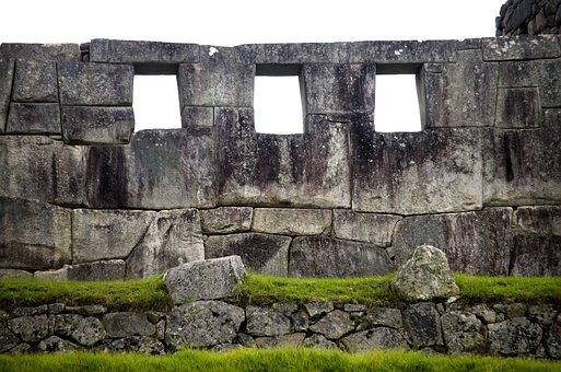 Portals Machupicchu, Stones, Inca Architecture