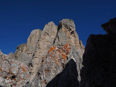 Sellatuerme, Sella, Sella Mountains, Rock, Rocky Towers