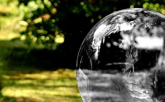 Soap Bubble, Black And White, Colorful, Mix, Huge