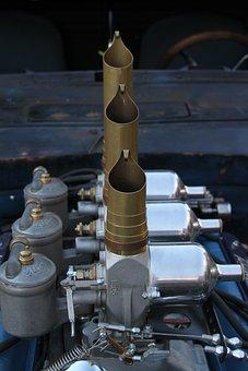 Engine, Goodwood Festival, Vintage, Race, Classic